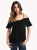 Ella Moss Stella Tucked Mini Top