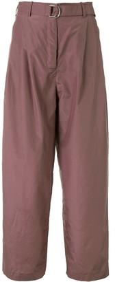 Colombo Parachute Straight Leg Trousers