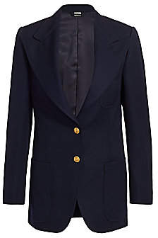 Gucci Women's Two-Button Wool Jacket