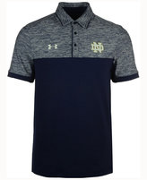 Under Armour Men's Notre Dame Fighting Irish Podium Polo Shirt