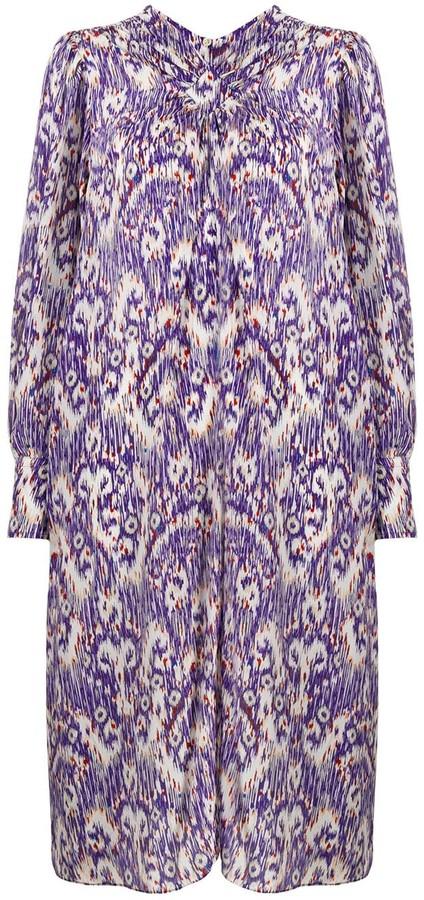 Etoile Isabel Marant Yana loose-fit dress