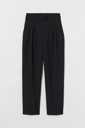 H&M Creased Pants