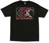 Metal Mulisha Men's Tracker Graphic-Print Logo Cotton T-Shirt