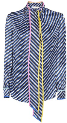 Tory Burch Striped Blouse