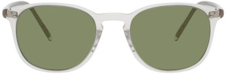 Oliver Peoples Yellow Finley Vintage Sunglasses