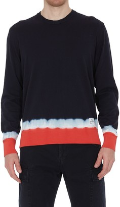 DEPARTMENT 5 Tie Dye Detail Sweatshirt