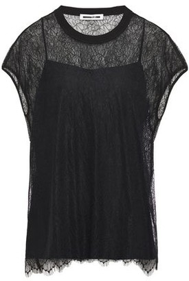 McQ Chantilly Lace Top