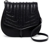 Foley + Corinna Zoe Leather Saddle Crossbody