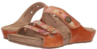 Spring Step L'Artiste by Freesia (Camel) Women's Shoes