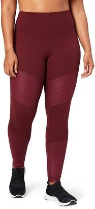 Core Products Amazon Brand - Core 10 Women's Icon Series - The Dare Devil Plus Size Legging