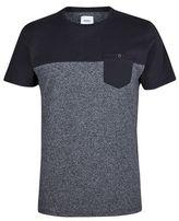 Burton Burton Navy Cut And Sew T-shirt