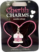 Mulberry Cherish Charms By Studios, Sweetie Cottage