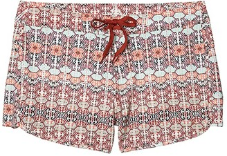 Prana Schaffie Shorts (Black) Women's Swimwear