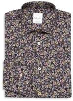 Paul Smith Soho-Fit Floral-Print Dress Shirt