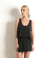 Merritt Charles Shiloh Dress - Black Silk Dress