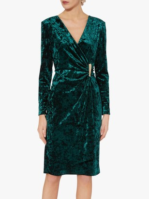Gina Bacconi Arabella Velvet Dress