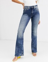 G Star G-Star 3301 high waist flare jean