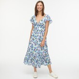 Thumbnail for your product : J.Crew Cotton voile sun dress in vintage floral