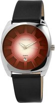 Excellanc Men's Watches 295325500006 Polyurethane Leather Strap