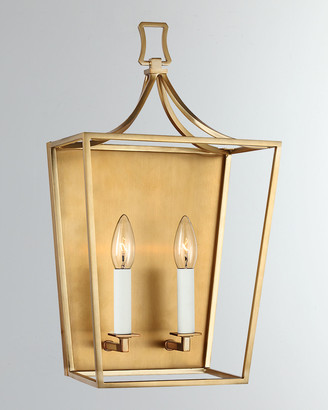 Camilla And Marc By Chapman And Myers Southold 2-Light Wall Sconce