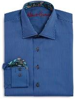 Robert Graham Boys' Olaf Dress Shirt - Big Kid
