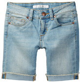 Joe's Jeans Finn Frayed Bermuda Short (Big Girls)