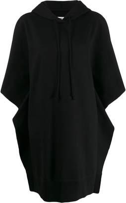 MM6 MAISON MARGIELA oversized hoodie dress