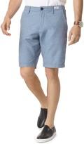 Tommy Hilfiger Cotton-Linen Short
