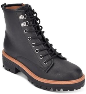 Indigo Rd Imara Combat Boots Women's Shoes