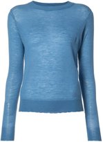 Vince cashmere round neck jumper - women - Cashmere - XS