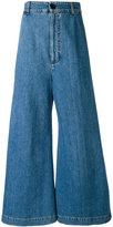 Marni palazzo jeans - women - Cotton - 40