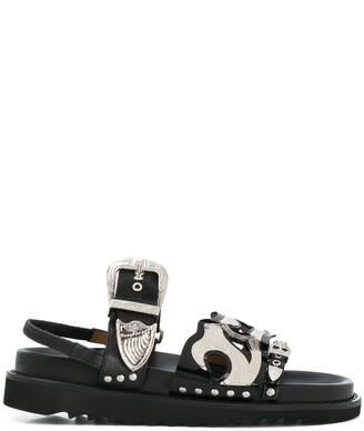 Toga Pulla Studded Strap Sandals