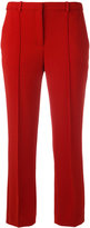 Theory tailored trousers - women - Triacetate/Polyester/Spandex/Elastane - 2