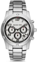 Michael Kors Caine MK8472 Stainless Steel Chronograph 45mm Watch