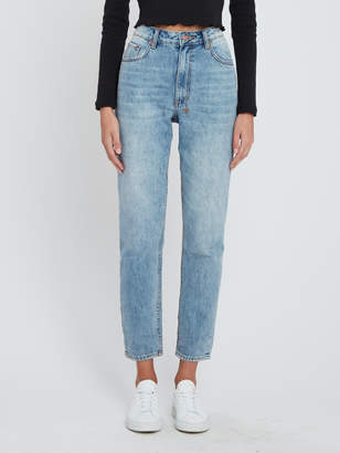 Ksubi Arrow Zip Fly Straight Jeans