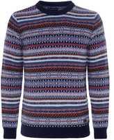 Wool Martingale Fair Isle Jumper