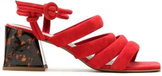 Blue Bird Shoes Kasbah 70mm mules