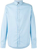 Armani Jeans button down collar shirt - men - Cotton - M