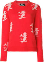 House of Holland printed jumper