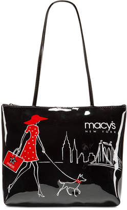 Dani Accessories Macy Walking Dog Small Tote