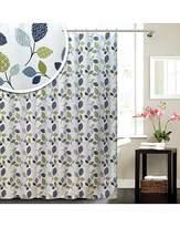 Fashion World Botanic Shower Curtain