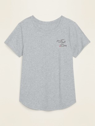 Old Navy EveryWear Graphic Tee for Women