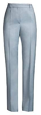 BOSS Women's Tahilo Virgin Wool Tapered Trousers