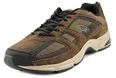 Avia Volante Country Men Round Toe Synthetic Brown Sneakers.