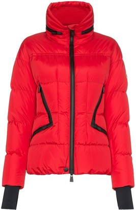 Moncler zip-front padded jacket