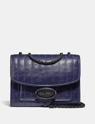 Coach Melody Shoulder Bag With Quilting