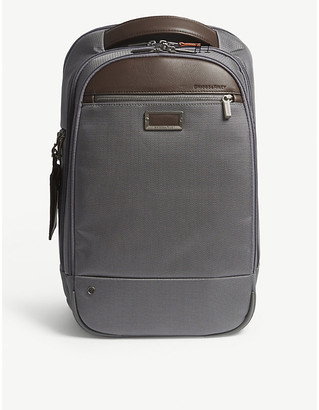 Briggs & Riley Grey @Work Nylon Backpack, Size: Medium