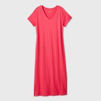 Universal Thread Women's Plus Size Short Sleeve Dress - Universal ThreadTM