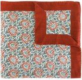 Massimo Alba abstract pattern foulard