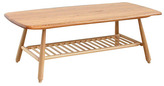 Houseology Ercol Originals Coffee Table - Clear